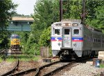 Intermodal Held for Sunday Commuter Train