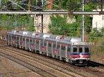 Septa Rotem Silverliner V 803