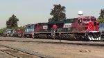 Ferromex locos at Guadalajara yard