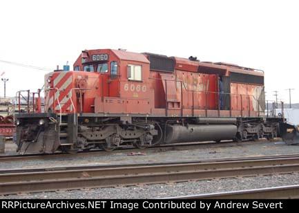 CP SD40-2 6060