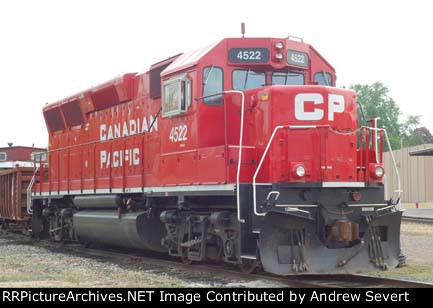 CP GP38-2 4522