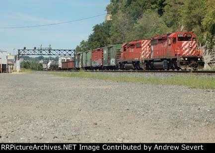CP SD40-2 6018
