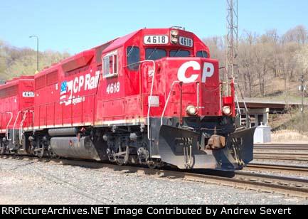 CP GP40 4618