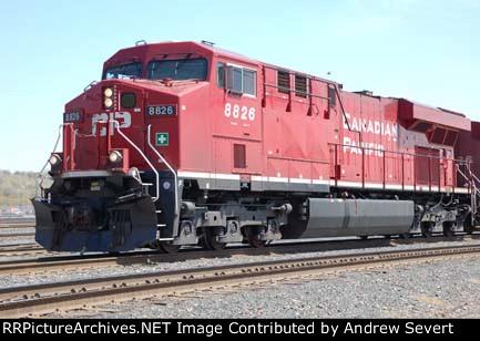 CP ES44AC 8826