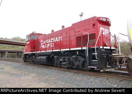 CP MP15AC 1445