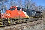 CN ET44AC #3050