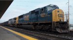 "CSX ""Spirit of Cumberland"" & CSX AC44CW Takes a Full Coal Drag EB"