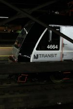 NJT 4664 on the eve of NTD