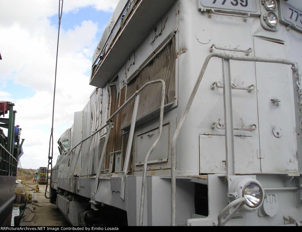 B36 7739 Houston Port, TX