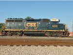 CSX GP40-2 #6013