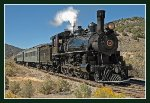Nevada Northern Railway #40