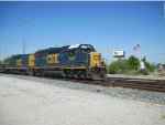 CSX 6427 on national train day!!!