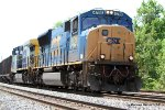Roster shot of CSX 4789 EB on #1 with the Q825-02