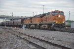 Grain train heads for Willmar Line