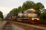 NS 6780 streaks by