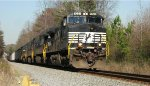 NS 9220 approaches Medlock Bridge Rd.