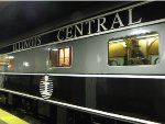 IC 800413 - Illinois Central Business Car