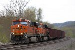 Eastbound BNSF Taconite Train