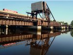 The Rahway River Drawbridge on the Chemical Coast