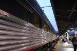 Amtrak Dinning car 8512
