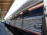 Amtrak Diner