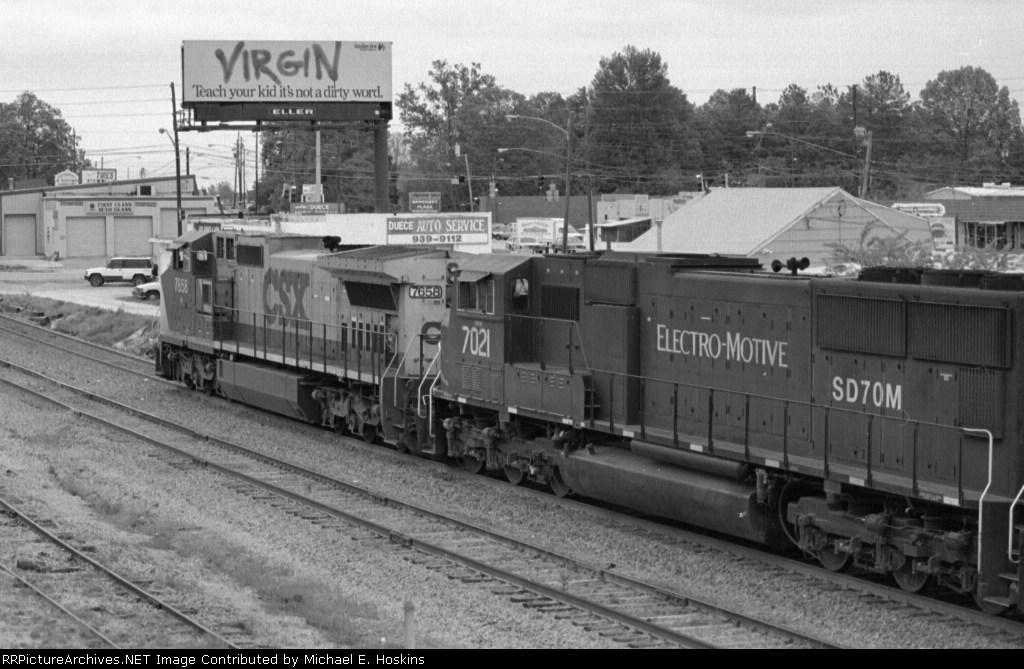 EMD 7021
