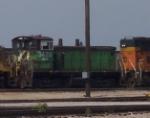 BNSF 3420