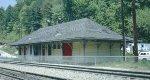 Saluda depot