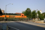 Northbound with BNSF Power