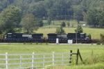 NS 713 running on the short Cohutta District