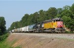 CITX 2788 leading P37 past White Sulphur