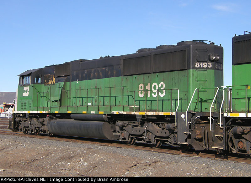 BNSF 8193