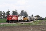 Westbound CP Freight