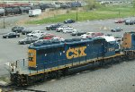 CSX 8061 - I so want to hold a bar-b-que on the rear porch!