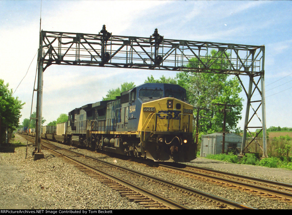 Q 156 under the signals