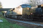CSX 760 and 251