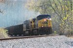 CSX 267 and 392