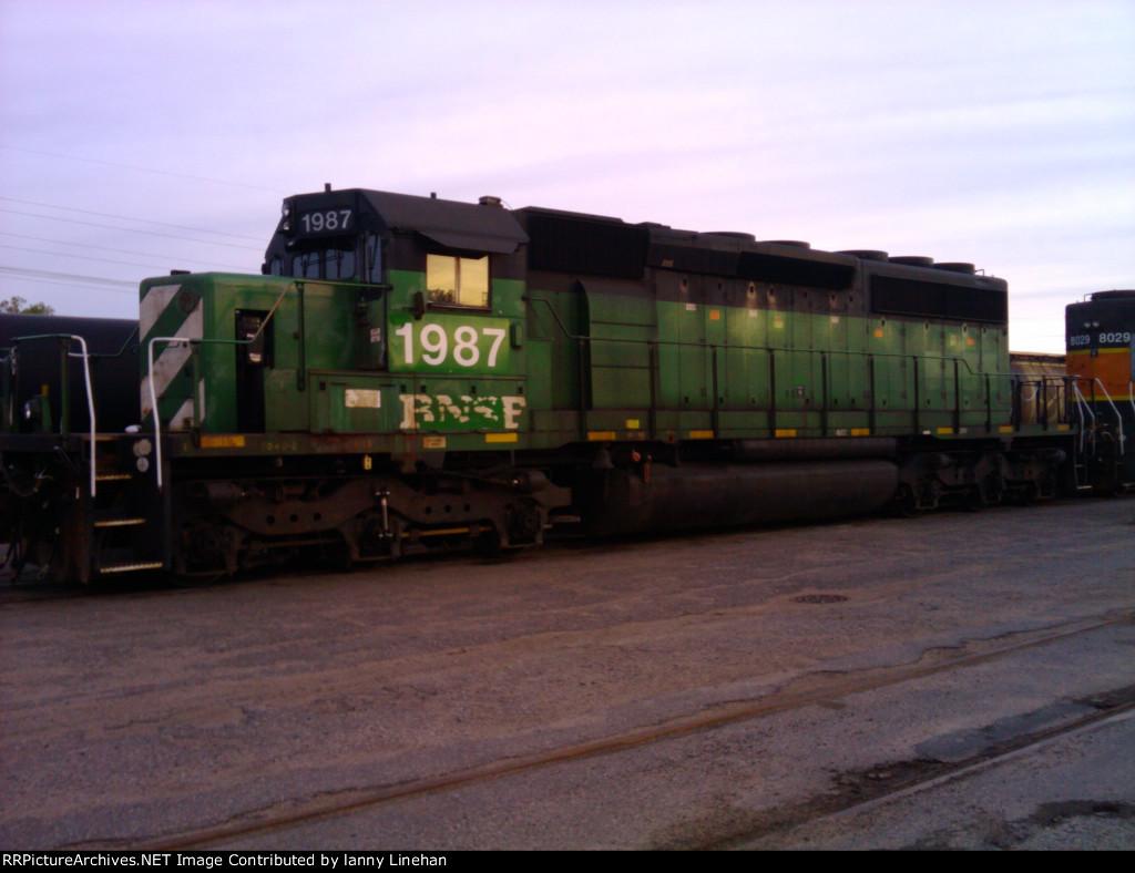 BNSF 1987