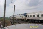 AMTK P42DC 19 & 184