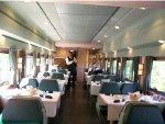 Inside of Diner #8551