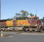 BNSF 4340