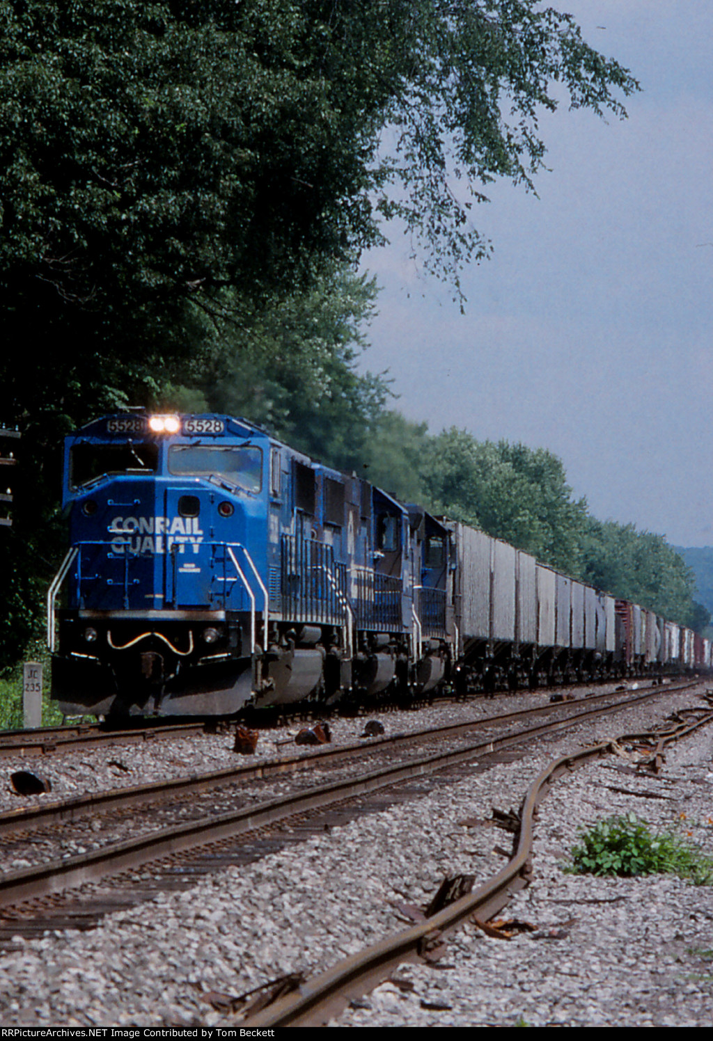 Rolling down the Erie