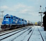 GP 38 and a blade