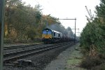 PB 017 Least by Rail4chem from MRCE