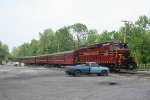 Tricentennial Train