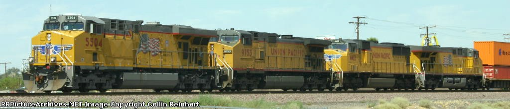UP 5504
