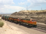 BNSF Stack Train