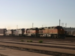 BNSF Stacks
