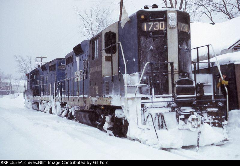 B&M Snow Train Power