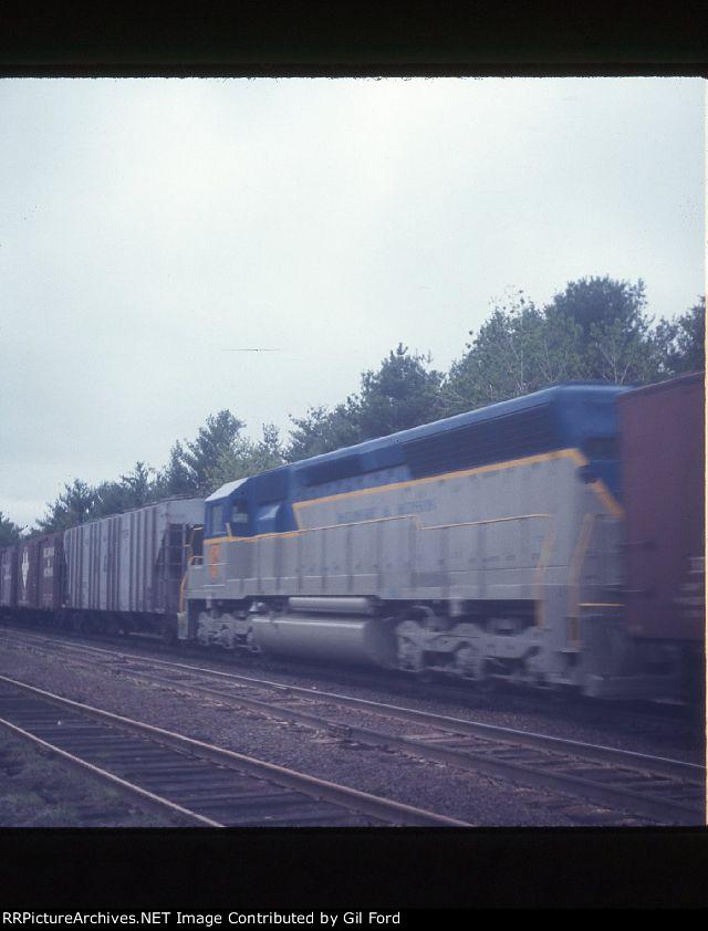 D&H 801(SD-45)